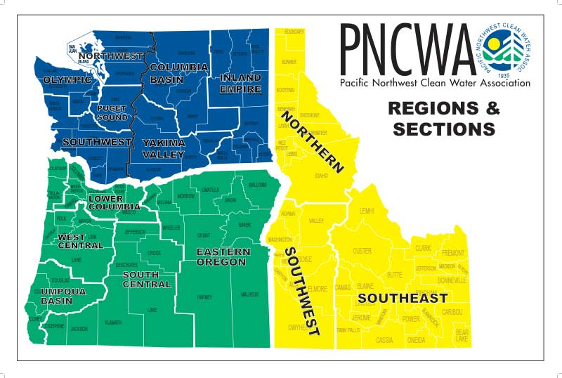 PNCWA Sections